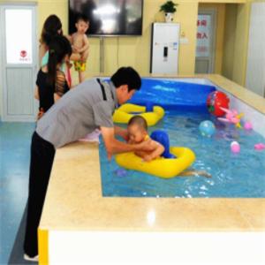 蓝博湾婴幼儿游泳馆