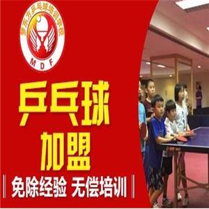 梦东方乒乓球培训学校
