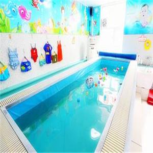 小飞鱼婴幼儿游泳馆