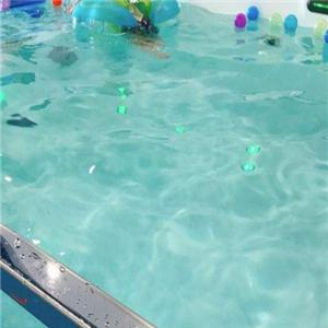 泡泡鱼亲子游泳馆