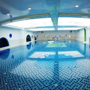 月坛游泳馆