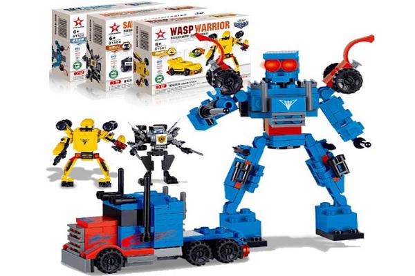 乐高积木机器人如何加盟