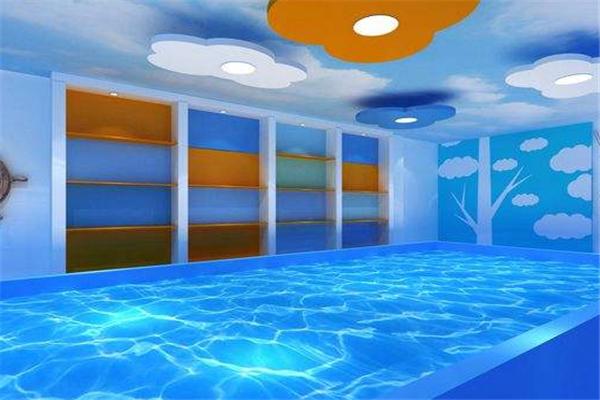 儿童游泳馆加盟店排行榜