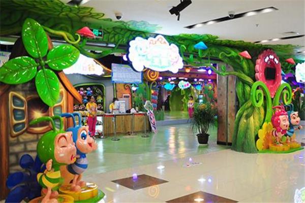 蚂蚁王国儿童乐园加盟要求